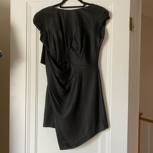BCBG Runway little black dress